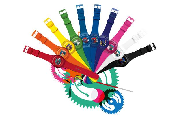 Swatch Touch - die coole Uhr aus dem Hause Swatch